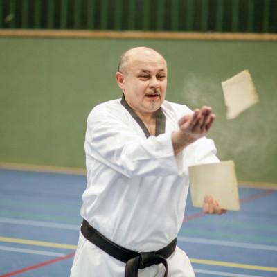 taekwondoklein